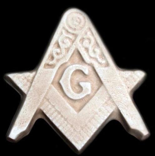 Freemason Masonic Lodge Symbol Sculpture Wall plaque