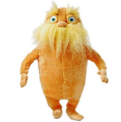 Dr Seuss Spielzeug (Dr. Seuss The Lorax Plüsch Plüschtier Spielzeug Stofftier Puppe Kuscheltier Toy)