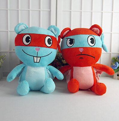 Happy Tree Friends Splendid Splendont Stuffed Doll Anime Plush Toy 38CM Gift - Baby Happy Tree Friends