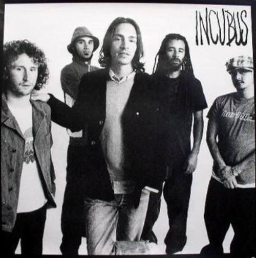 INCUBUS 2004 crow left murder BIG promotional B&W poster Flawless NEW old stock