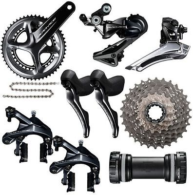 SALE!!  Shimano Dura Ace Group R9100 11s Groupset Kit Group Set - Customize!