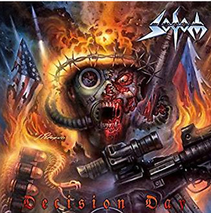 SODOM 'Decision Day' - 2 LP German 'Death Metal' Import