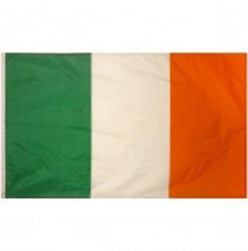 Ireland Flag 5ft X 3ft- New