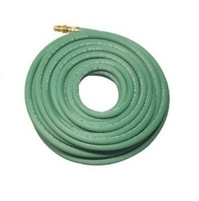 Techniweld Green Argon Welding Hose Assembly 25 Hsiargon25g