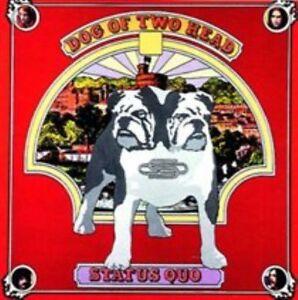 STATUS QUO Dog Of Two Head CD BRAND NEW Digipak