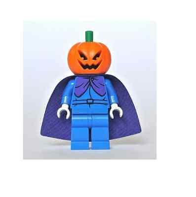 LEGO SCOOBY DOO MINIFIGURE HEADLESS HORSEMAN ELWOOD CRANE HALLOWEEN  - Lego Halloween Scooby Doo