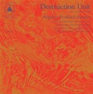 Destruction Unit Negative Feedback Resistor vinyl LP NEW sealed