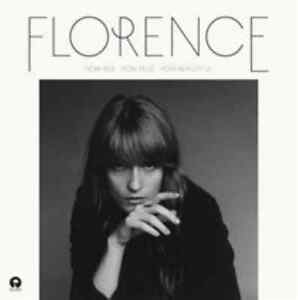 Florence and The Machine-How Big, How Blue, How Beautiful Vinyl / 12