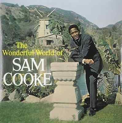 SAM COOKE-The Wonderful World Of Sam Cooke  VINYL NEW