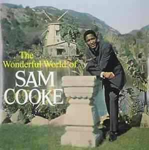 SAM COOKE-The Wonderful World Of Sam Cooke  VINYL NEW