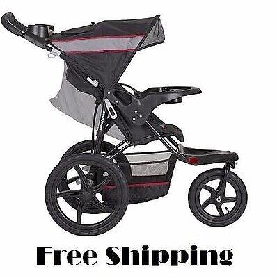 Baby Jogger Stroller All Terrain Running Jogging 3 Wheel Lig