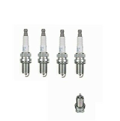 4x RENAULT CLIO MK2 1.4 16 V Genuine Denso Standard spark plugs
