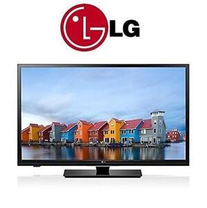 """NEW OB LG 32"""" LED HD TV 720P 60HZ 32LF500B 110006352"""