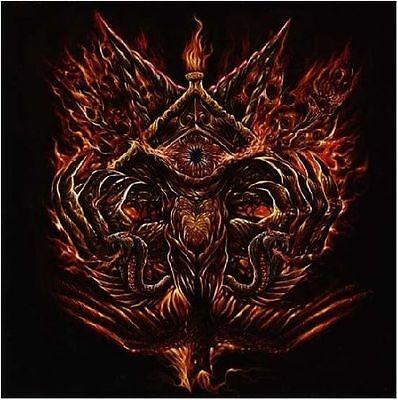 DEIPHAGO - Into The Eyes Of Satan  [RED/BLACK Vinyl] LP