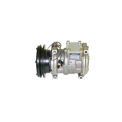 Re64024 Compressor Nippondenso 10pa17c Style For John Deere 5200 Tractors