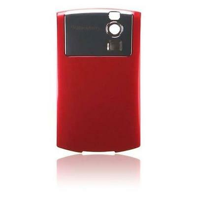 BlackBerry Curve 8320 8300 8310 8330 8350i Standard Battery Door Back Cover Red ()