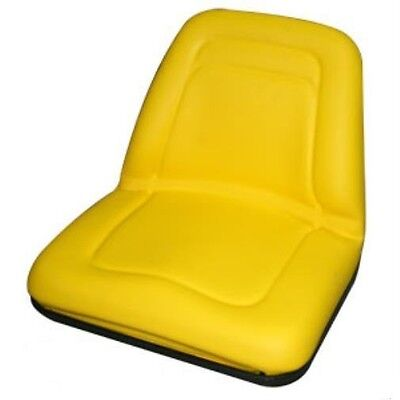 Michigan Style Universal Replacement Tractor Seat For Many Case-ih Yanmar White