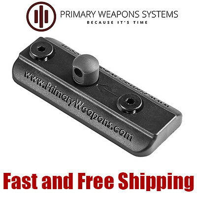 Primary Weapons Systems Pws Harris Bipod Adapter Mount For Keymod System Forend