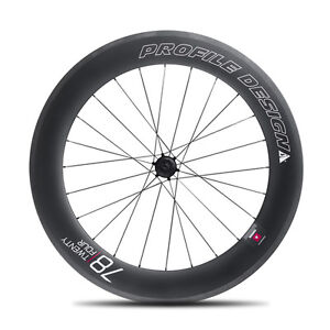 Profile Design 78/TwentyFour Carbon Tubulars