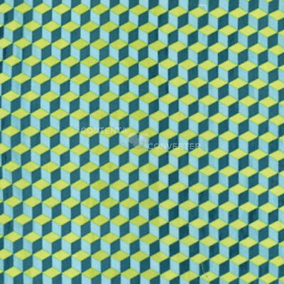 Sanctuary Building Blocks Seafoam  Patty Young For Michael Miller  1 2 Yd Fabric