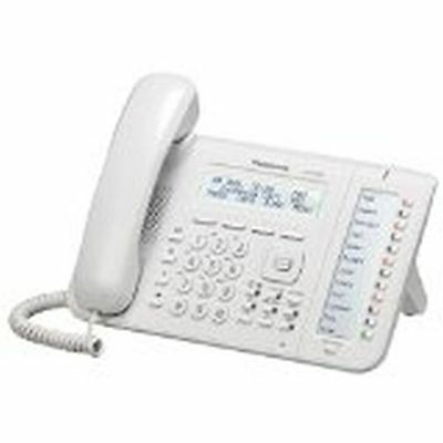 Panasonic Kx-nt553 Ip Phone - Wiredwireless - Wall Mountable - White