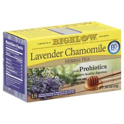 Bigelow Lavender Chamomile Herbal (Chamomile Lavender Herbal Tea)