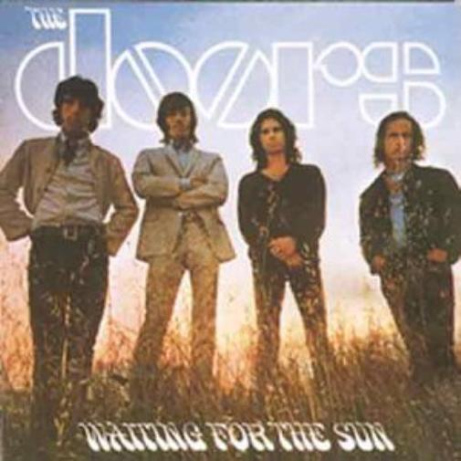 The Doors-Waiting For The Sun  VINYL NEW