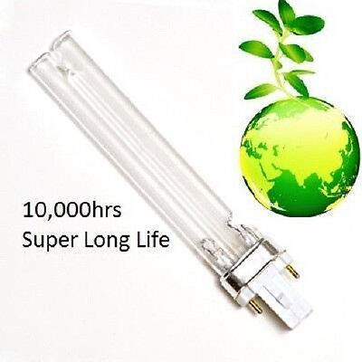 New UV Light Bulb 13 W Watt G23 Water Treatment System JEBAO PF20 CF20 CF30