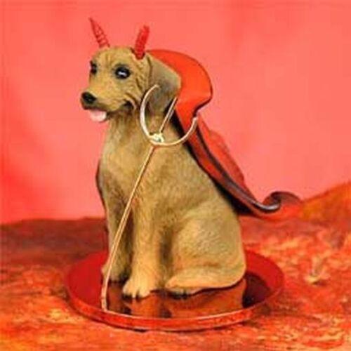 Rhodesin Ridgeback Devil Dog Tiny One Figurine Statue