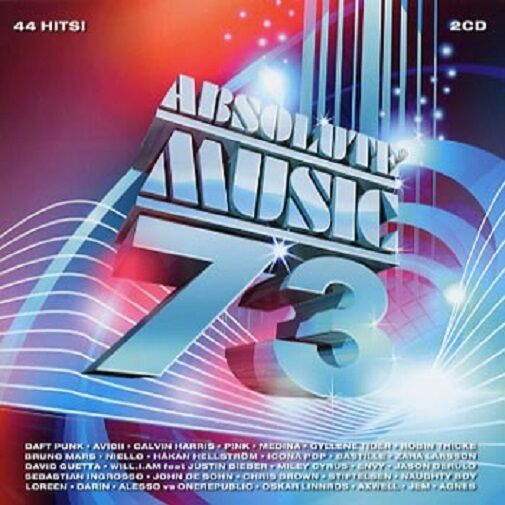 """Various Artists - """"Absolute Music 73"""" - 2013"""