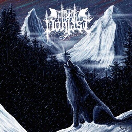 POHJAST - Thou Strong, Stern Death CD