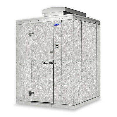 Norlake Nor-lake Walk In Freezer 6x 8x 67 Kodf68-c Outdoor -10f W Floor
