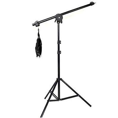 Hairlight Foto-Studio-Boom Arm 75-135cm + light stand kit