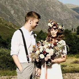 Wedding Photographer. Honest, Natural.