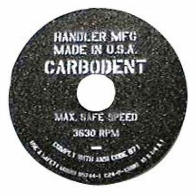 Handler Reinforced Coarse Model Trimmer Wheel 10 Diameter 31a-c Carbo-dent