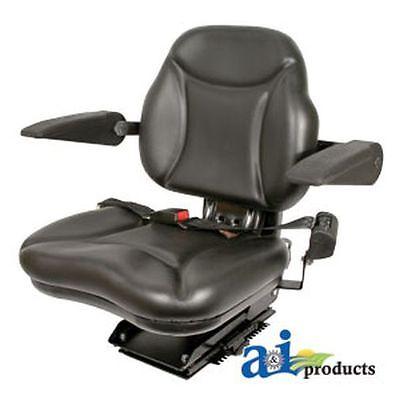 Universal Big Boy Seat W Armrests Blk 330 Lb 150 Kg Weight Limit