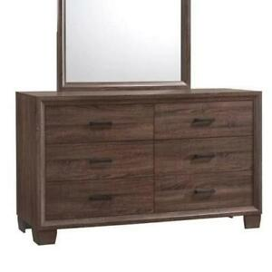 Omeara 6 Drawer Double Dresser