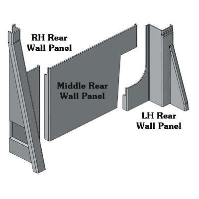 Amss4193 Upholstery Kit For John Deere 9400 9410 9450 9500 9500sh Combines