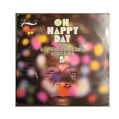 """EDWIN HAWKINS SINGERS """"OH HAPPY DAY"""" LP"""