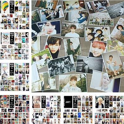 30pc Kpop BTS Star Personal Photo Poster Lomo Cards Bangtan Collective PhotoCard