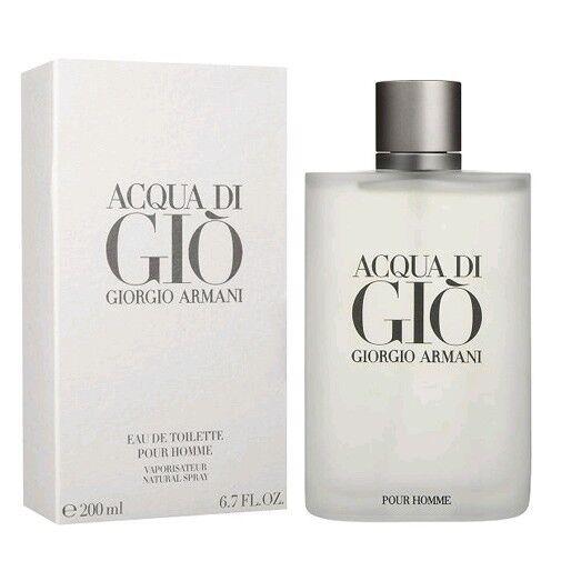 Acqua Aqua Di Gio By Giorgio Armani For Men - Eau De Toilette Spray New In Box
