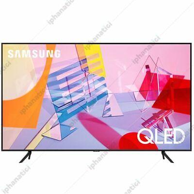 "SMART TV QLED 55Q60TAU SAMSUNG 55"" CRYSTAL ULTRA UHD 2160P 4K HDR DVB-T2 WI-FI"