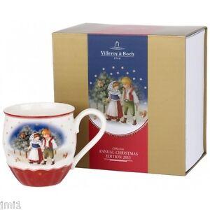 villeroy boch toy 39 s delight annual christmas mug 2013. Black Bedroom Furniture Sets. Home Design Ideas