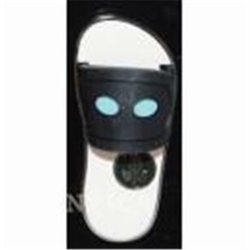 WALL-E & EVE- only SANDAL/FLIP FLOP PIN DISNEY PIN 110128