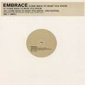 Embrace-Come-back-to-what-you-know-NEW-MINT-RARE-UK-promo-12-vinyl-single