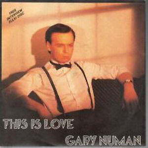 Gary-Numan-This-Is-Love-NEW-MINT-UK-7-inch-vinyl-single-with-bonus-flexi-disc