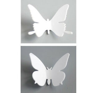 3D DIY Wall Sticker Stickers Butterfly Home Decor Room Decorations 12 pcs