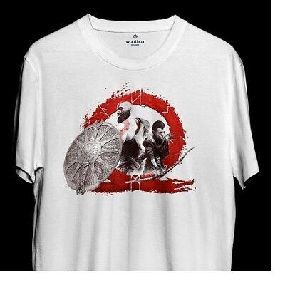Camiseta Gof Of War Nueva Talla M Oficial