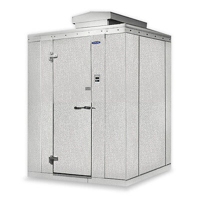 Norlake Nor-lake Walk In Freezer 8x 12x 77 Kodf77812-c Outdoor -10f Wfloor