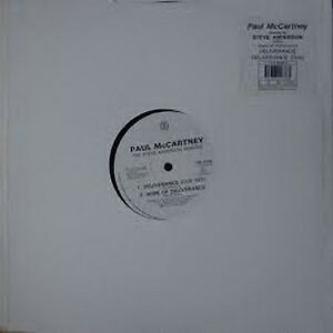 Paul-McCartney-Deliverance-NEW-MINT-Rare-UK-promo-12-inch-vinyl-single